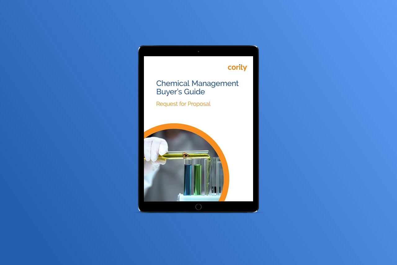 RFP Template for Chemical Management Software