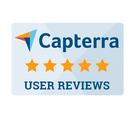 capterra 5 star user reviews
