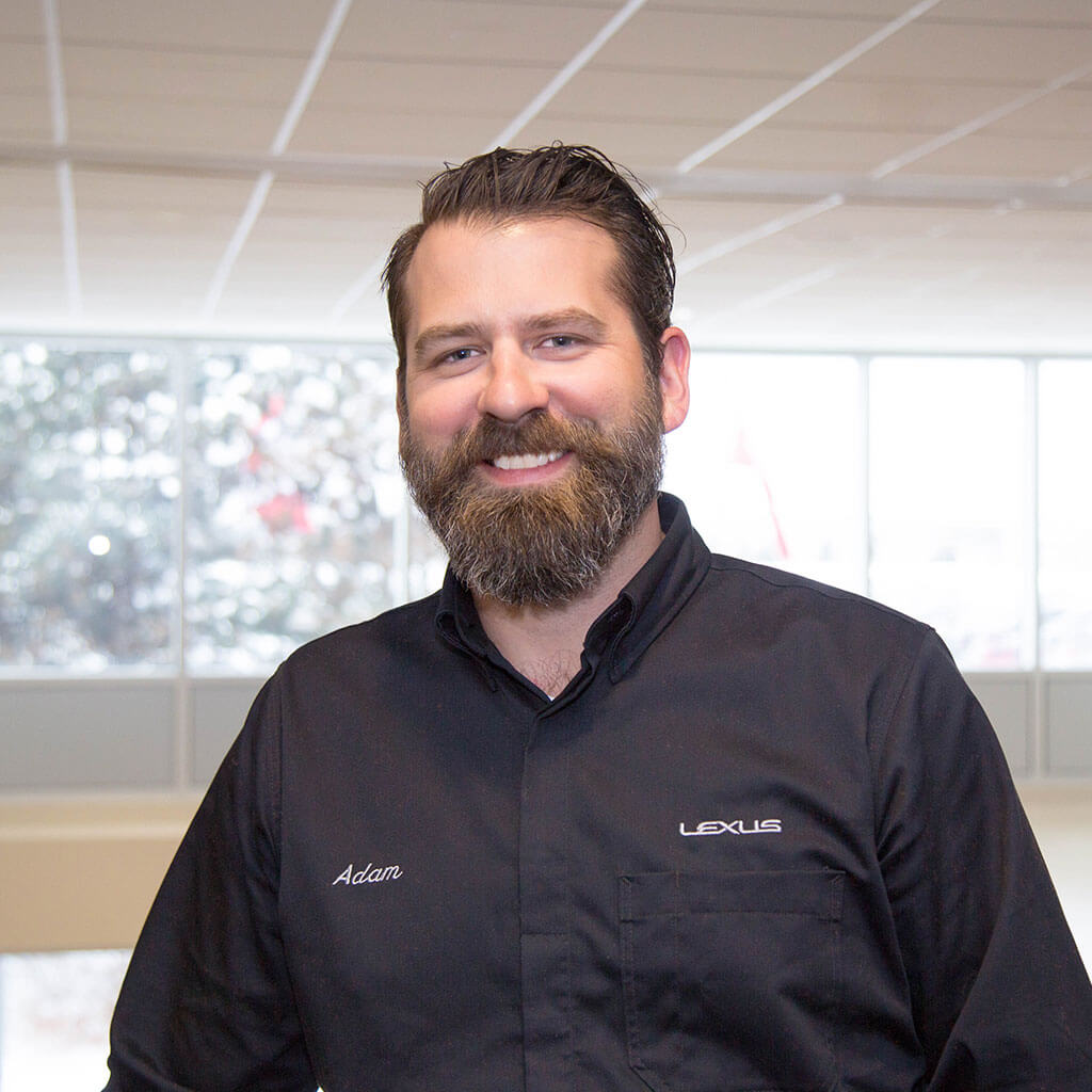 Adam Pearson - Toyota Motor Manufacturing Company