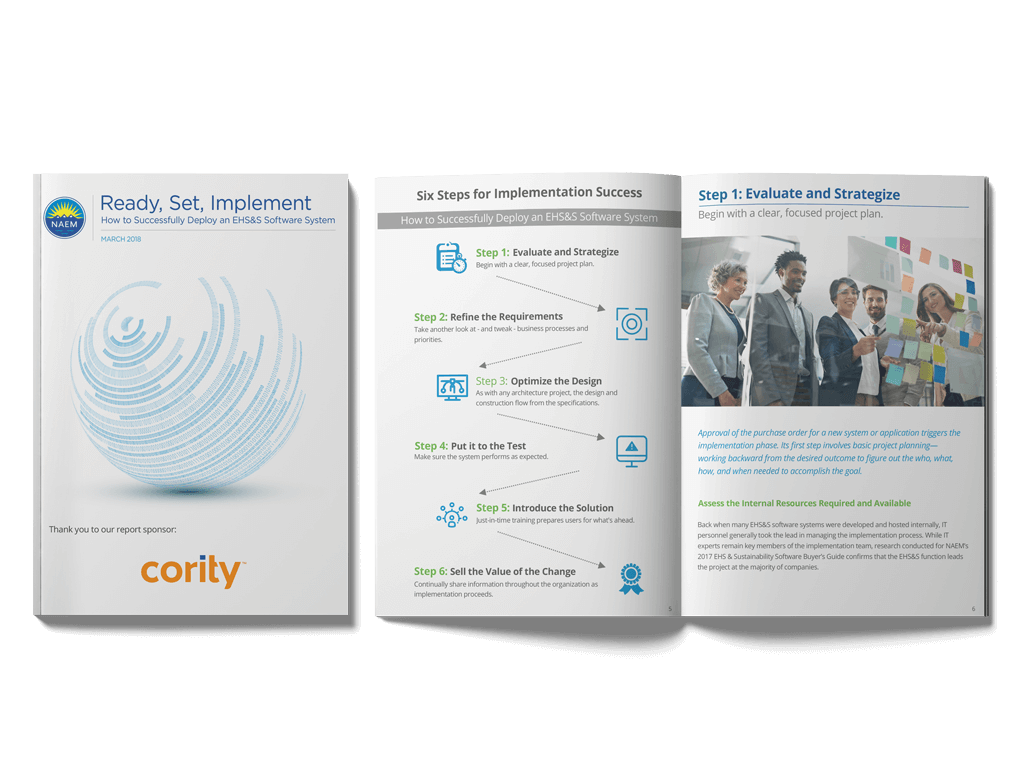 OHS software Cority