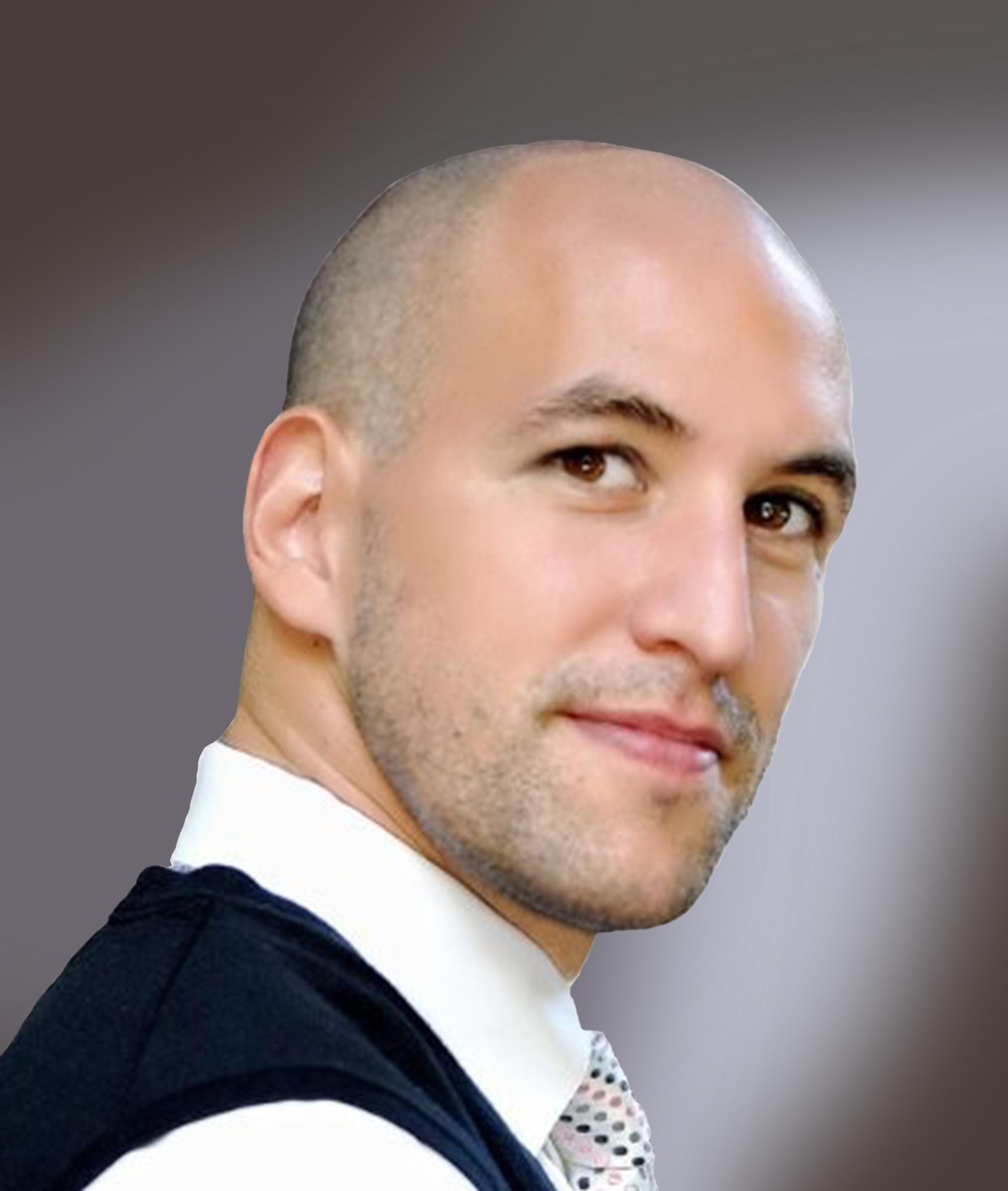 Pablo Neiman headshot
