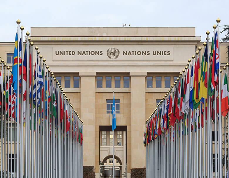 photo of UN