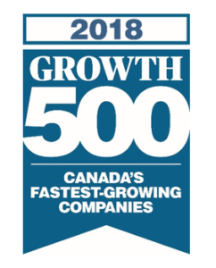 2018 Canada's fastest-growing companies