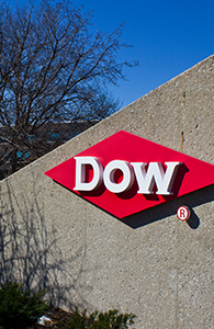 Photo of Dow Chemical office