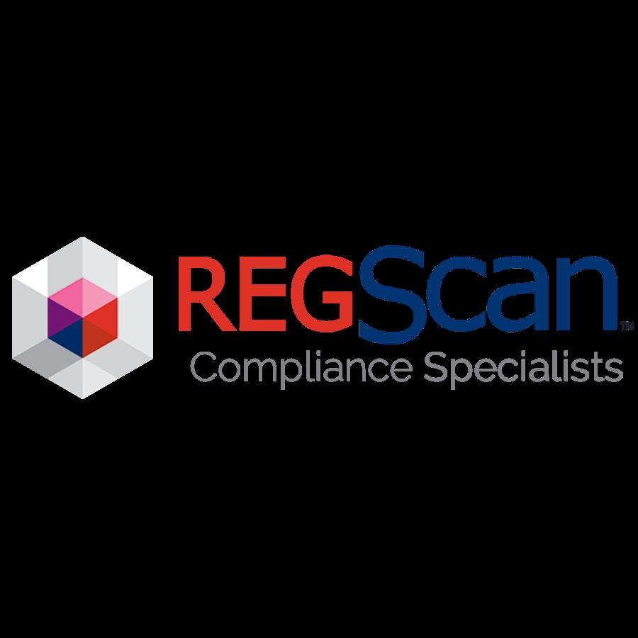 REGSCAN logo