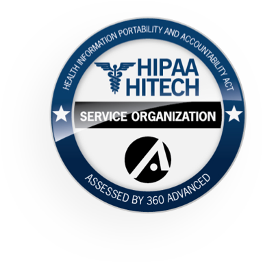 HIPAA HITECH badge