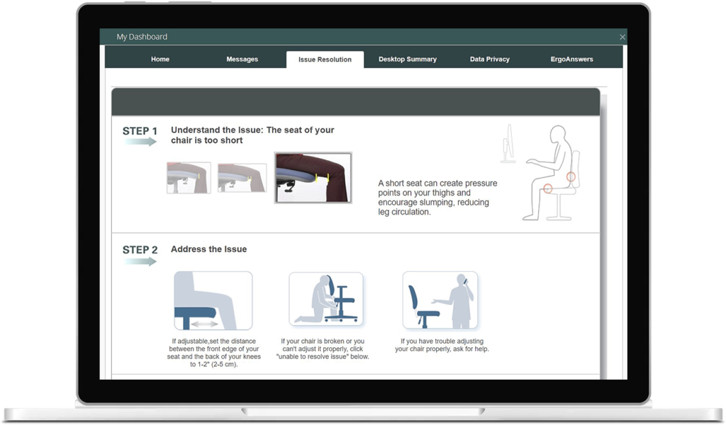 office ergonomics cority software