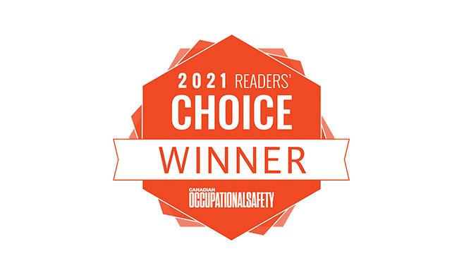 Readers' Choice Award 2021