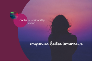 Ensure accurate and auditable sustainability and ESG data to create a greener future with Cority's Sustainability Cloud